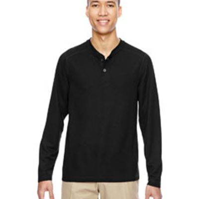 Men's Excursion Nomad Performance Waffle Henley Thumbnail