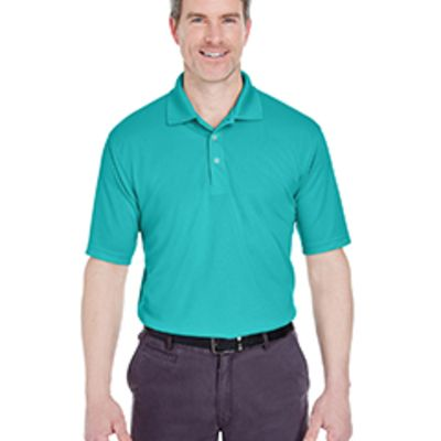 Men's Cool & Dry Stain-Release Performance Polo Thumbnail