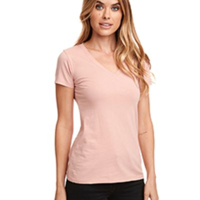 Next Level Ladies' Ideal V-Neck Tee Thumbnail