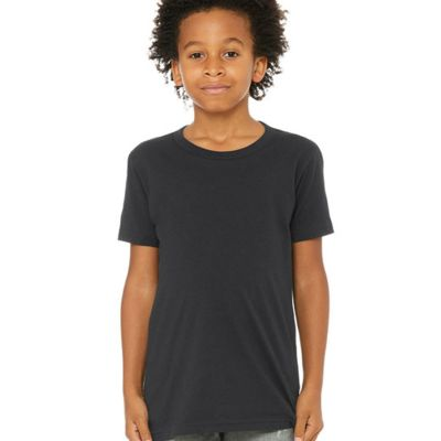 Bella & Canvas Youth Jersey Short-Sleeve T-Shirt Thumbnail
