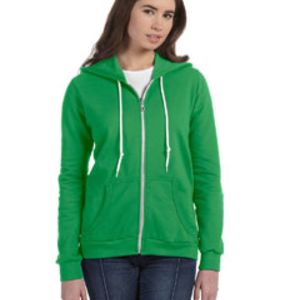 Anvil Ladies' Full-Zip Hooded Fleece Thumbnail