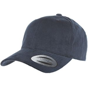 Adult Brushed Cotton Twill Mid-Profile Cap Thumbnail