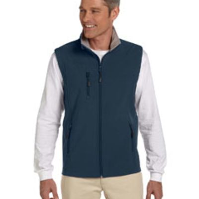 Devon & Jones Men's Soft Shell Vest Thumbnail