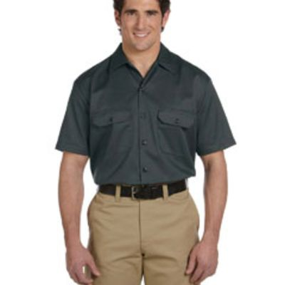Dickies Men's 5.25 oz. Short-Sleeve Work Shirt Thumbnail