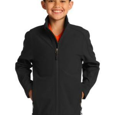 port AuthorityYouth Core Soft Shell Jacket Thumbnail