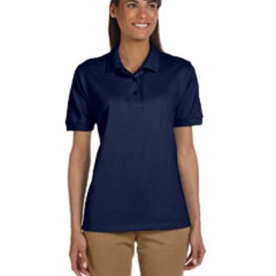 Gildan Ladies'  Ultra Cotton® Ladies' 6.3 oz. Piqué Polo Thumbnail