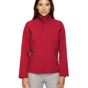 Ash City Ladies' Cruise Two-Layer Fleece Bonded Soft Shell Jacket Thumbnail
