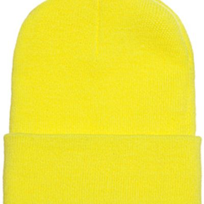 Yupoong Adult Cuffed Knit Cap Thumbnail